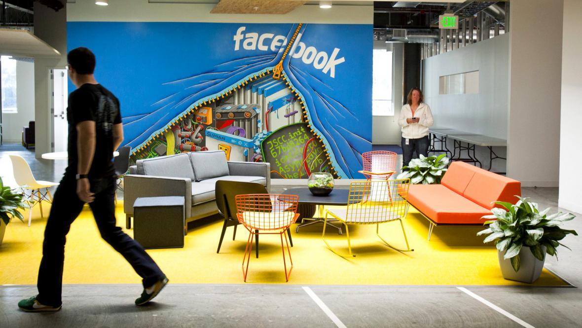 Sídlo společnosti Facebook