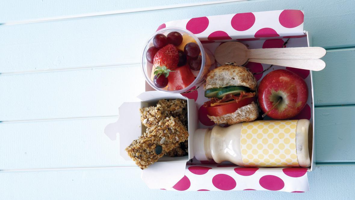 Krabičkový oběd