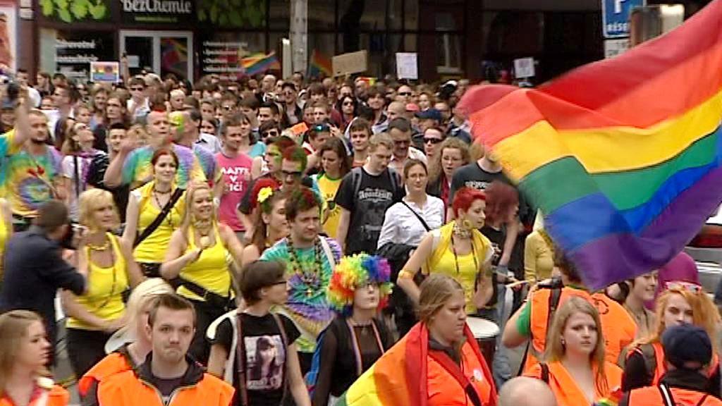 Gay Pride v Bratislavě