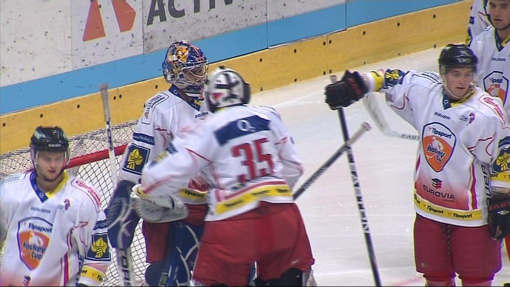 Olomouc v přípravě poprvé propadla proti Znojmu, prohrála 5:6