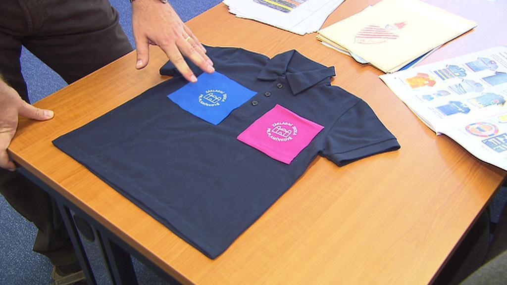 Návrh školní uniformy