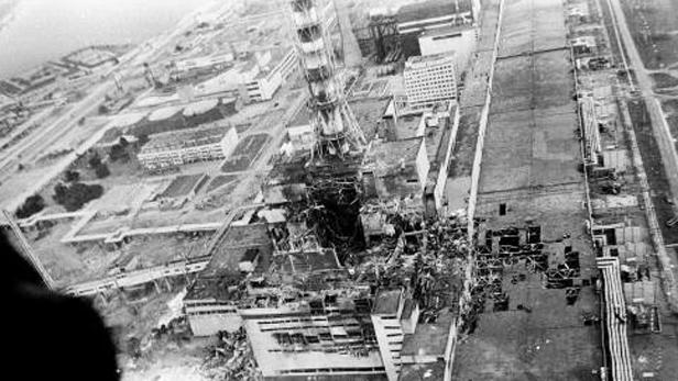 Havárie v Černobylu