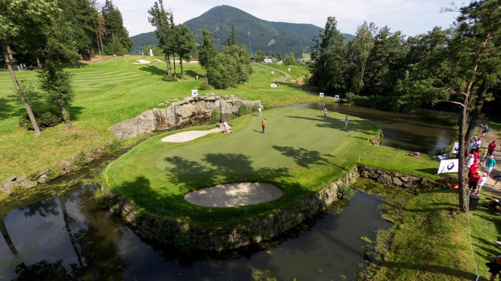 Golfové Czech Open