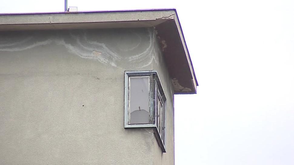 Dům má narušenou statiku