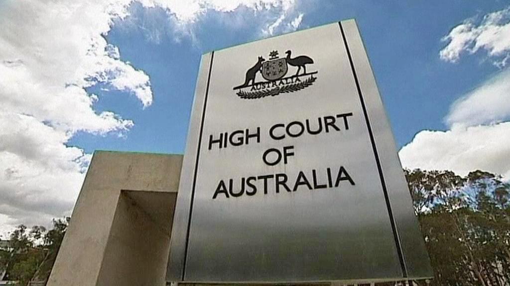 Australský nejvyšší soud