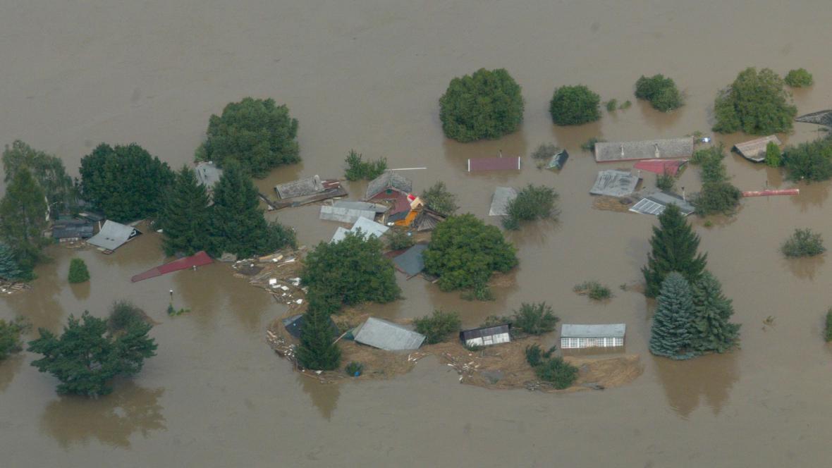 Srpnové povodně v roce 2002