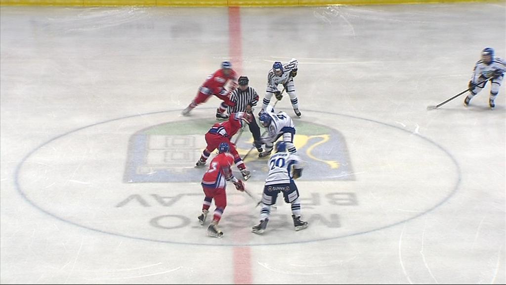 V Břeclavi odstartoval prestižní turnaj hokejistů do 18 let - Memoriál Ivana Hlinky
