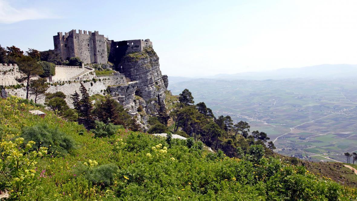 Italský hrad