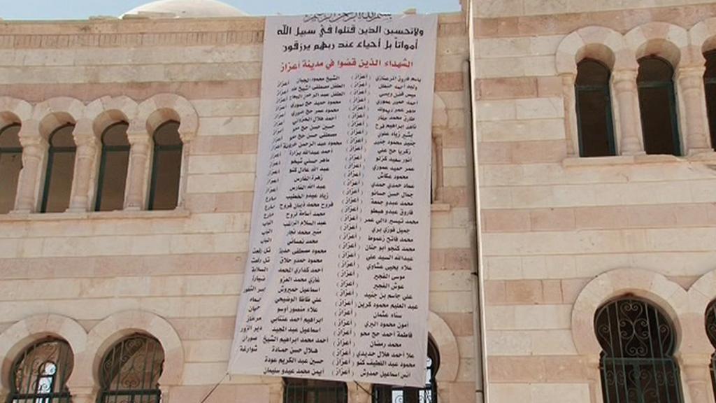 Seznam obětí z Azazu
