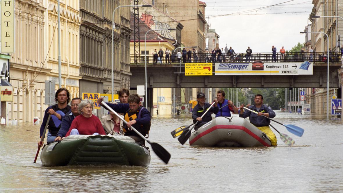 Povodně 2002 v Praze