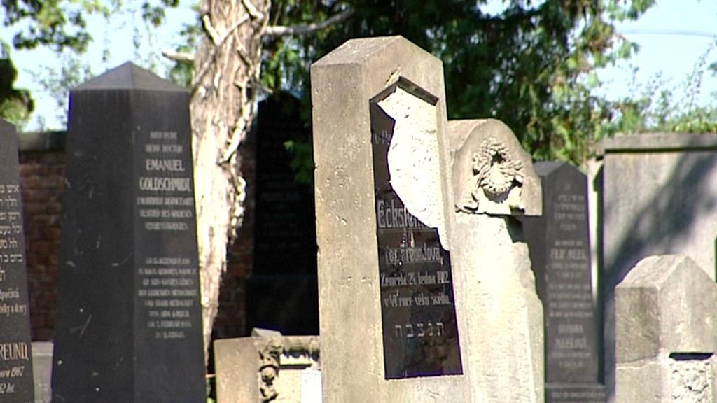 Židovský hřbitov v Chrudimi