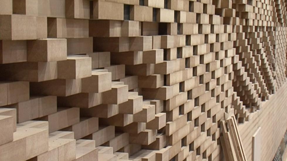 Nahrávací studio bude mít speciální prvky pro lepší zvuk