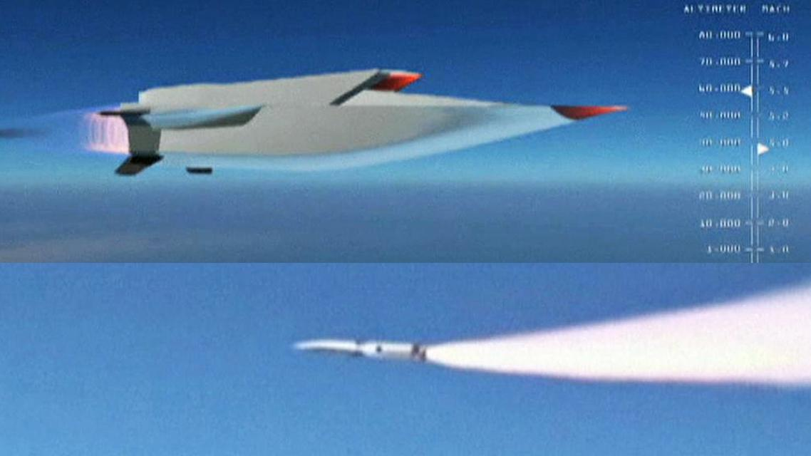 Hypersonické letadlo X-51A Waverider