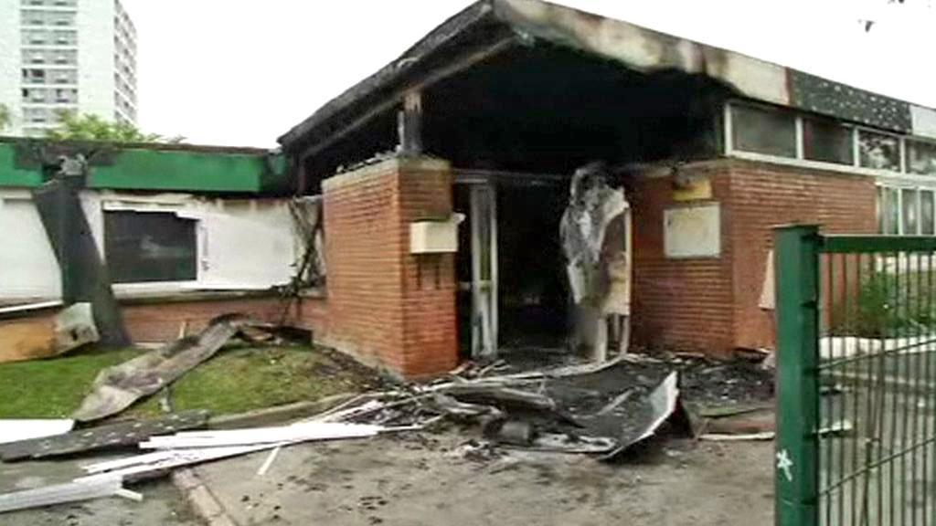 Následky nepokojů v Amiens