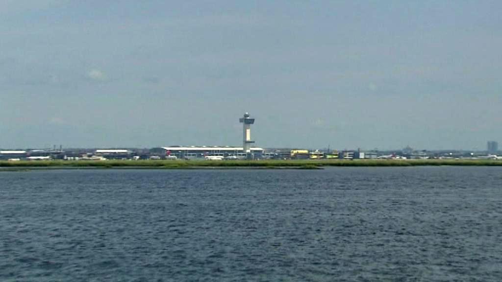 Kennedyho letiště v New Yorku