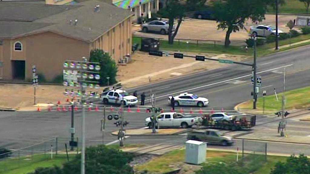 Vyšetřování střelby v College Station