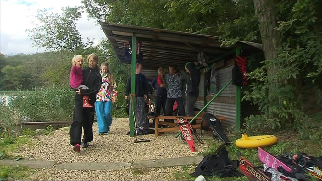 Voda v Oleksovicích patří mezi lyžaři k nejoblíbenějším