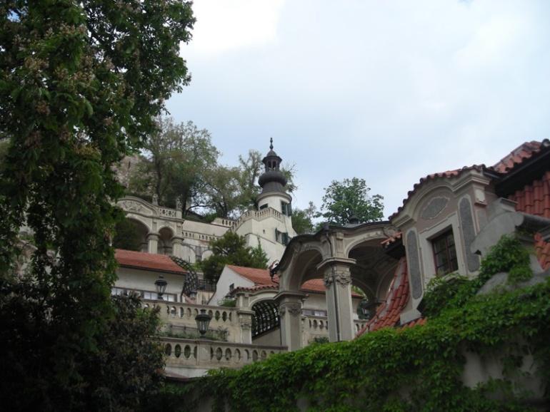Zahrada pod Pražským hradem