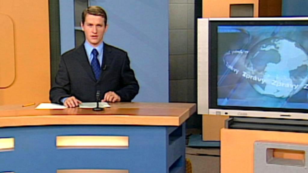 Mimořádné vysílání ČT při povodních
