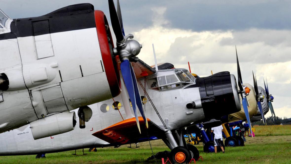 Evropský slet dvouplošníků Antonov An-2