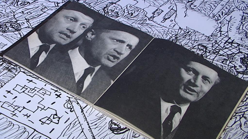 Kresby Jiřího Šlitra