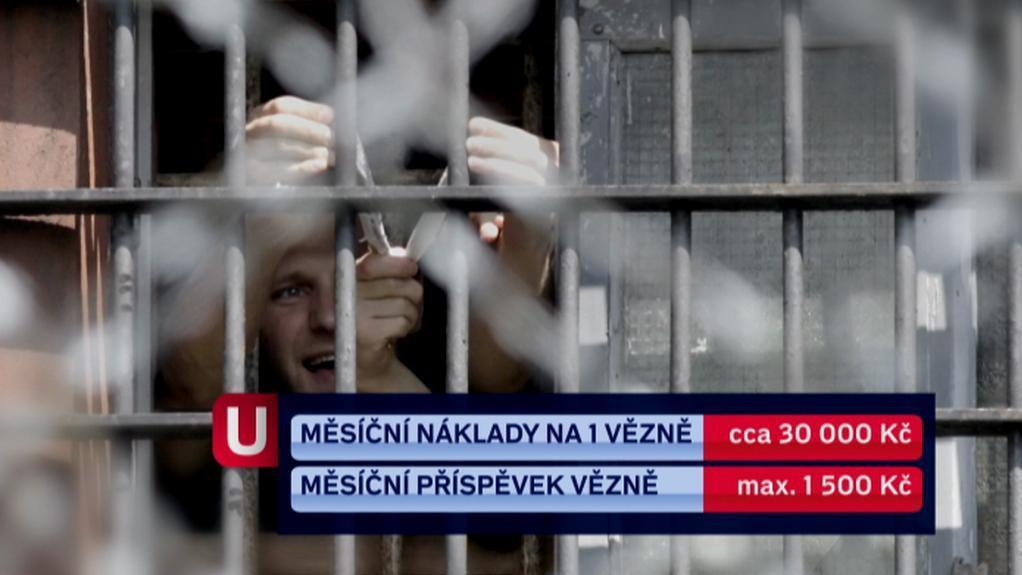 Náklady na vězně