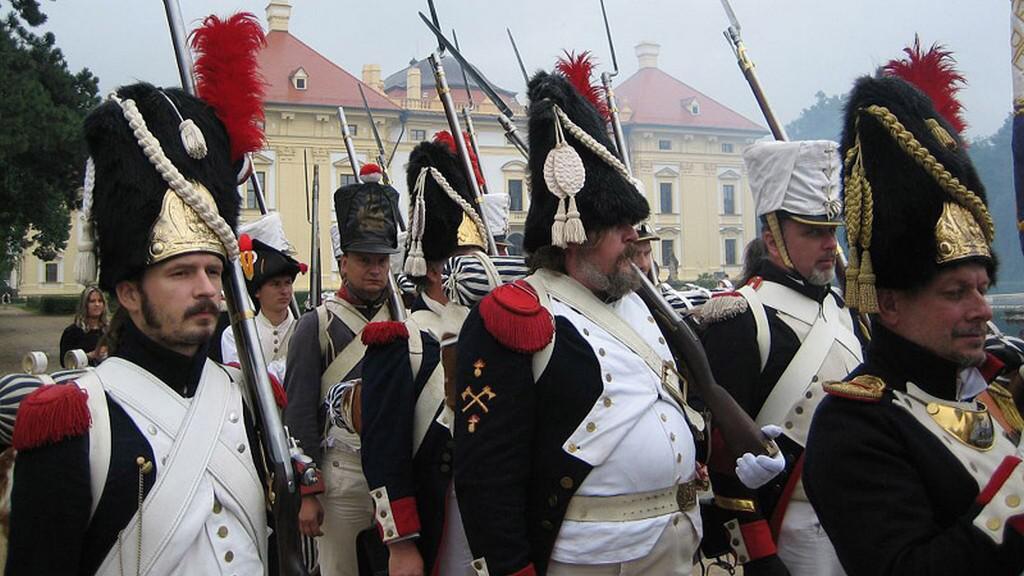 Napoleonské dny 2008
