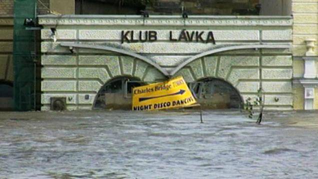 Povodně v Praze v roce 2002