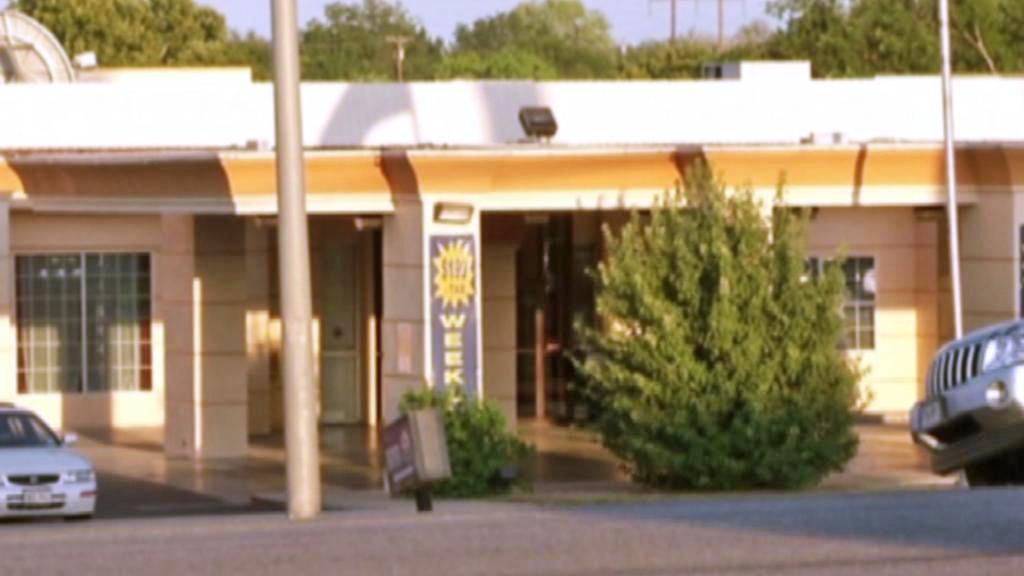 Motel, kde se skrýval Naser Jason Abdo