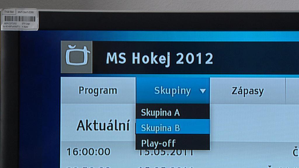 MS v hokeji na HbbTV