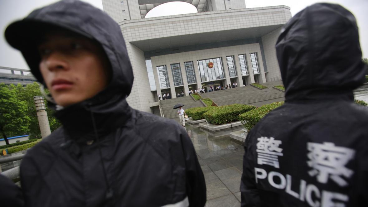 U soudu začal proces s Ku Kchaj-laj