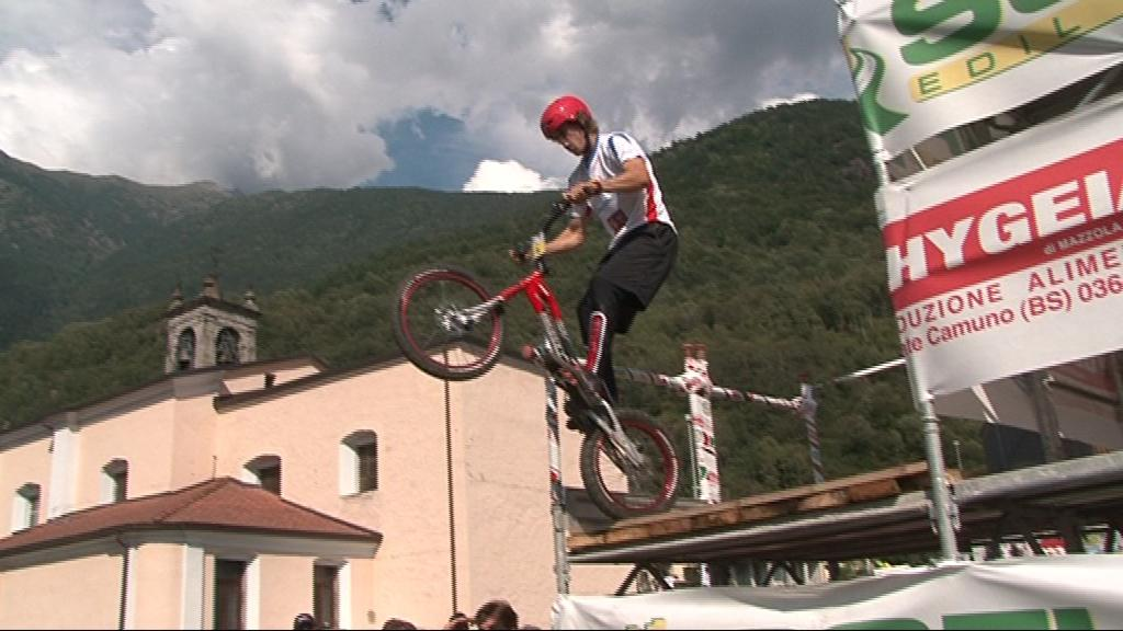 Václav Kolář si v Itálii vyjel druhé místo
