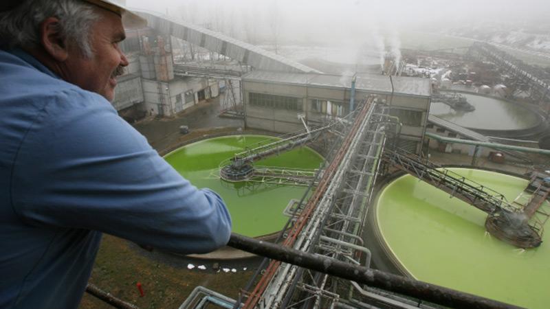 Zpracování uranu