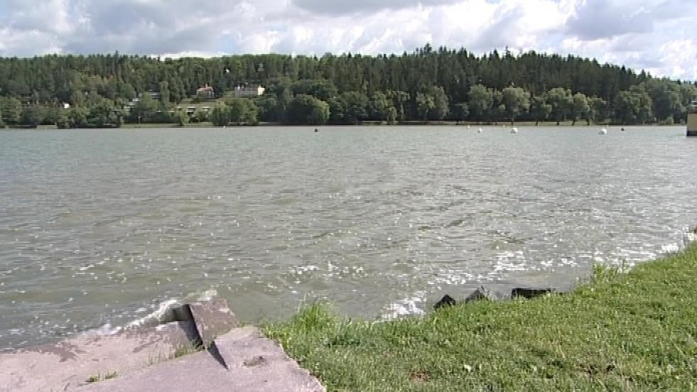 Na většině míst jižní Moravy se lidé mohou bez obav koupat