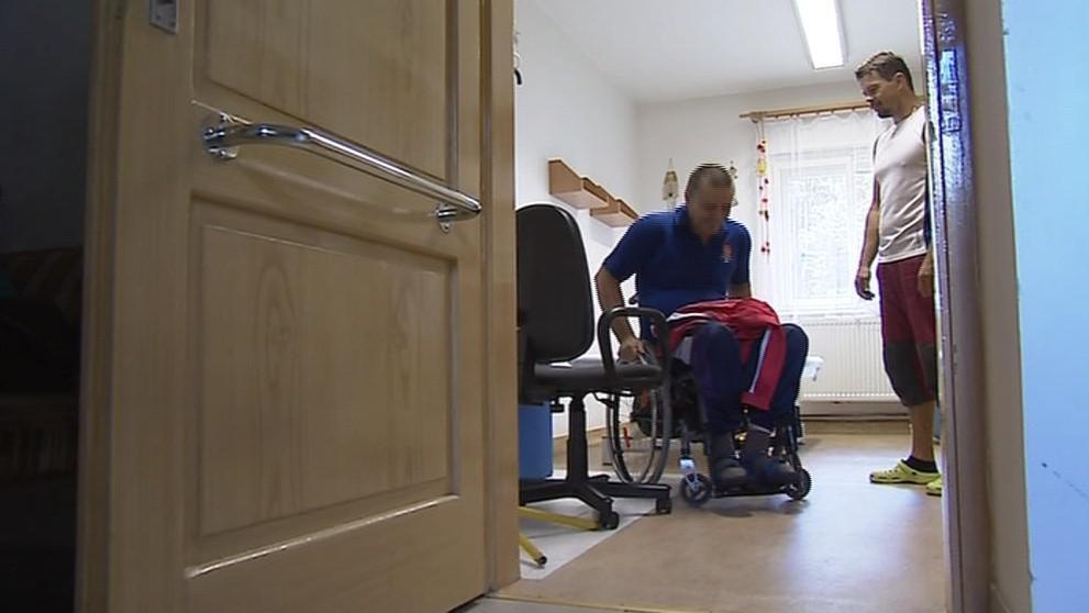 ParaCentrum Fénix nabízí klientům rehabilitace i psychickou podporu