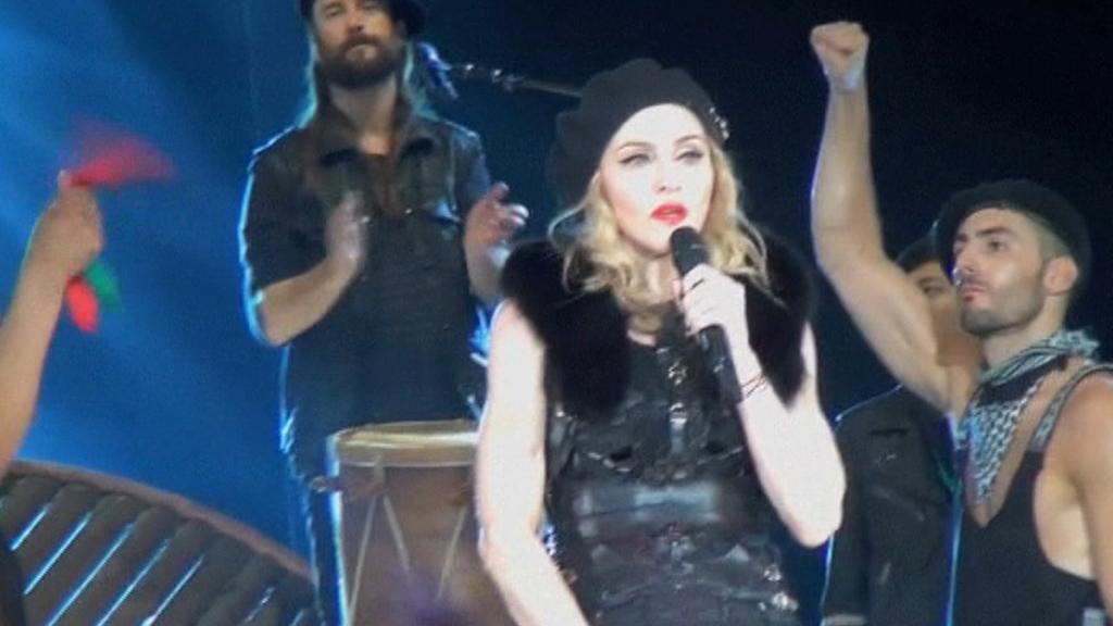 Koncert Madonny