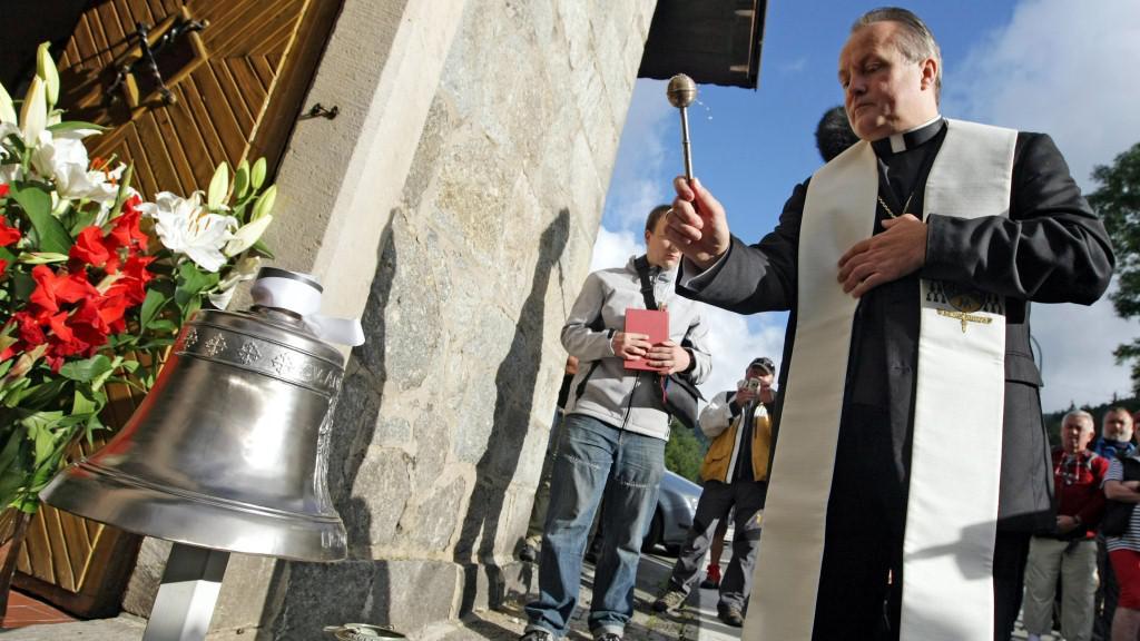 Křest zvonu