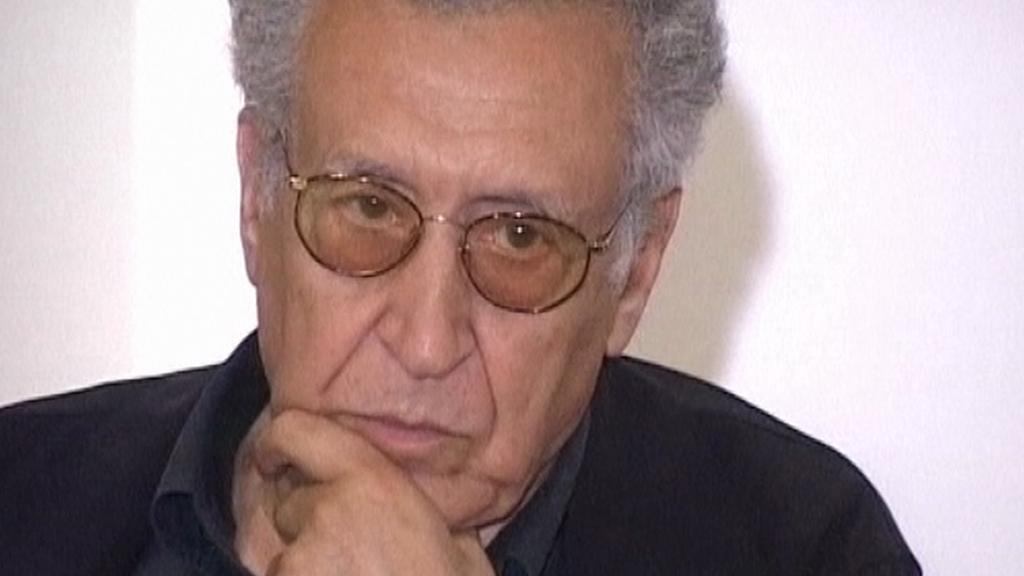 Alžířan Lachdar Brahímí