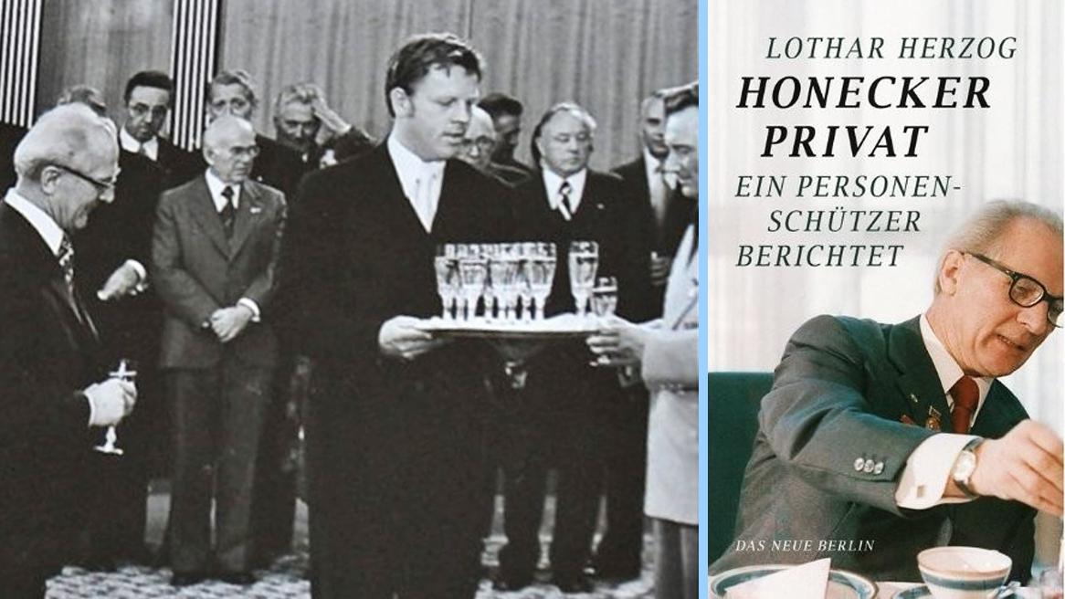 Lothar Herzog a jeho kniha vzpomínek