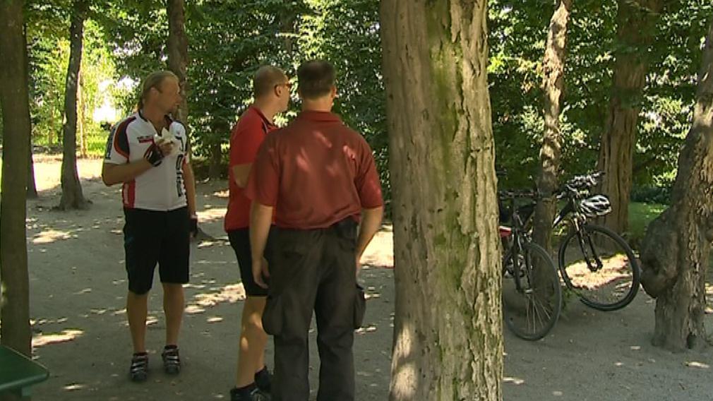 Řada cyklistů zákaz nerespektuje