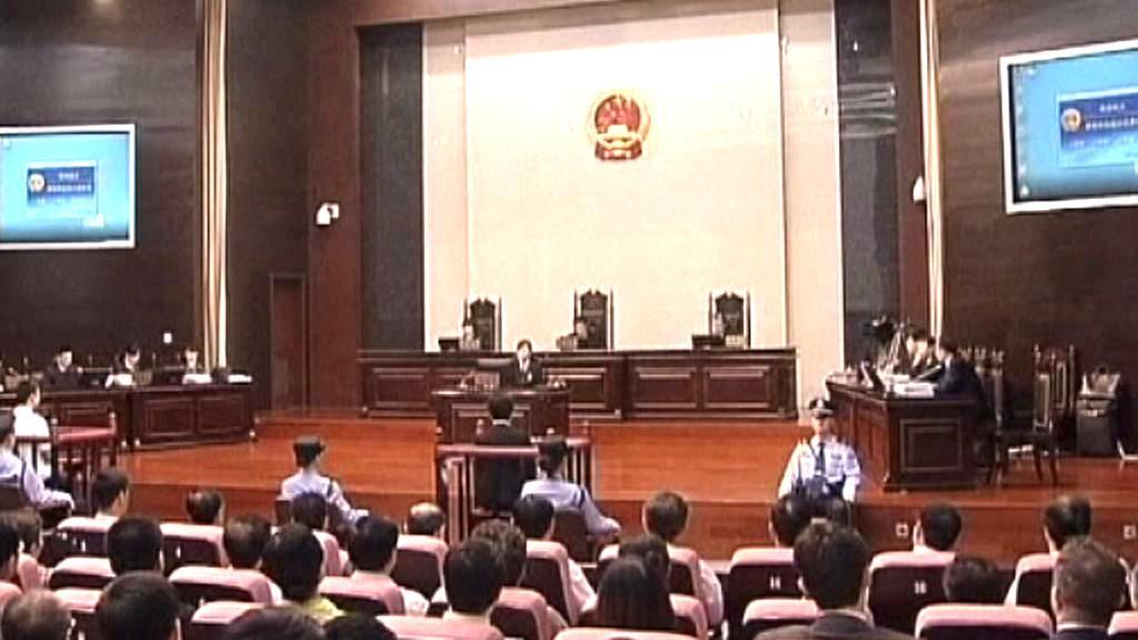 Soud s Ku Kchaj-laj