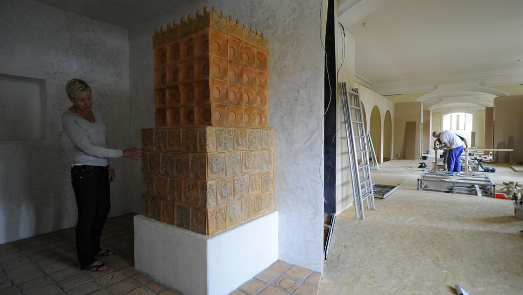 Budování stálé expozice v Západočeském muzeu