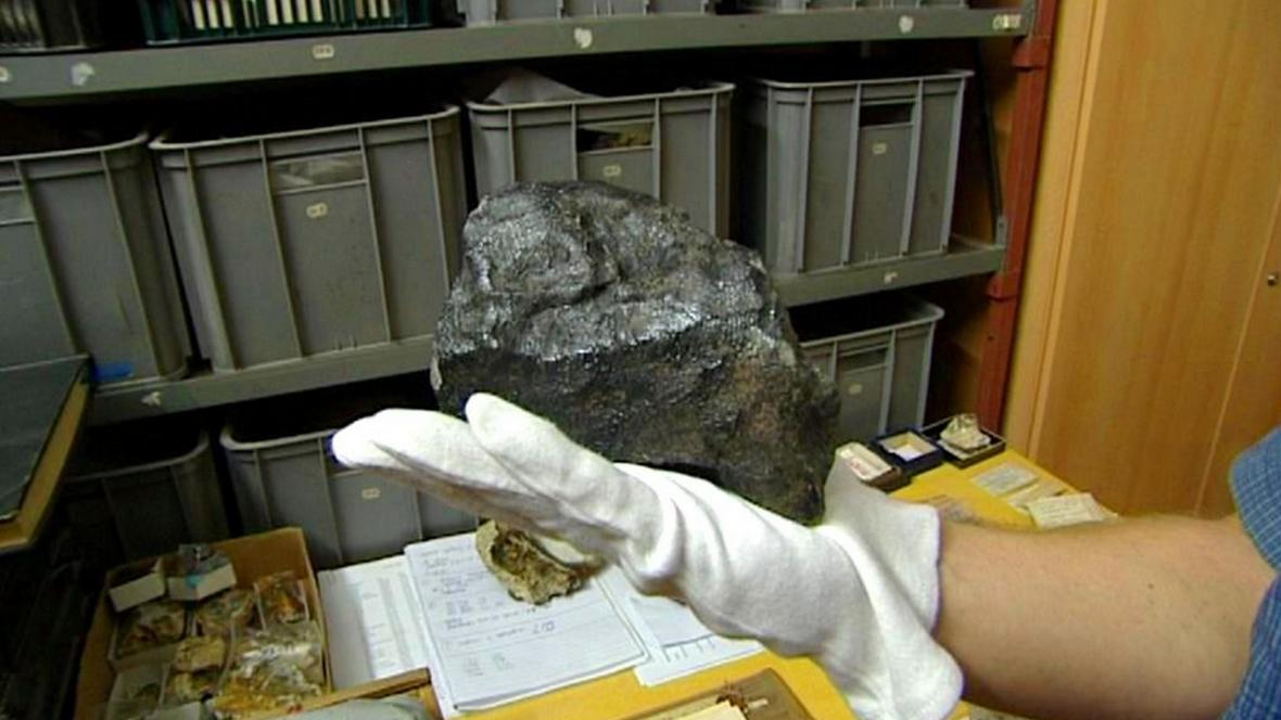 Stonařovský meteorit