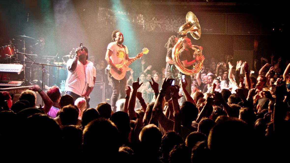 The Roots v Lucerna Music Baru