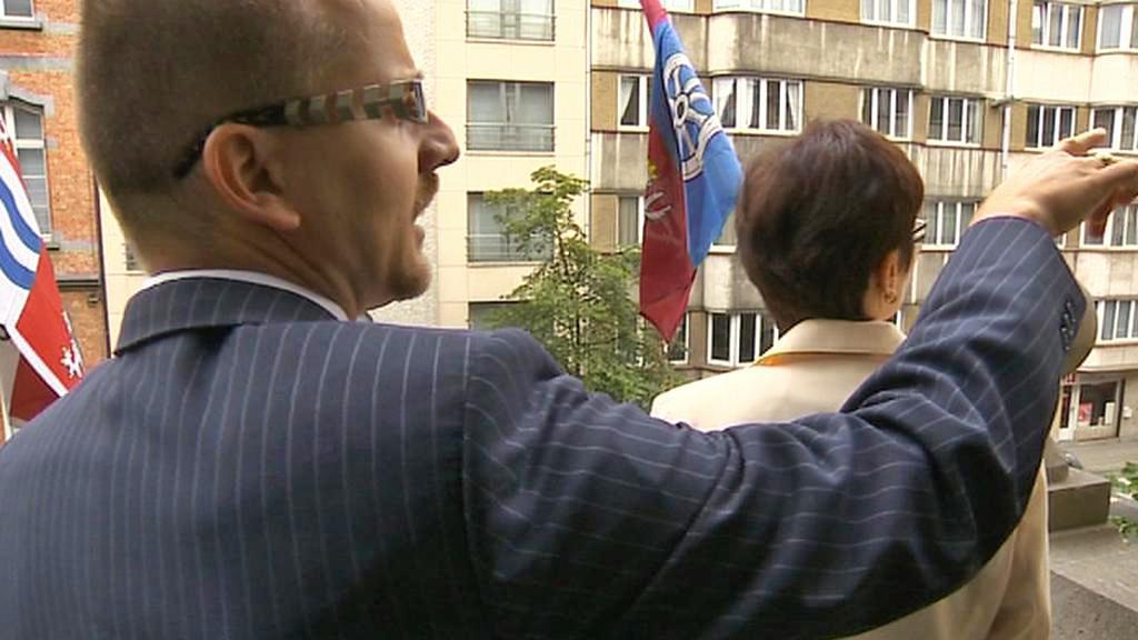 Zuzana Moravčíková a Marek Semerád