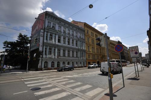 Dům v Revoluční ulici