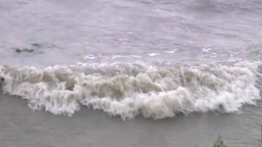 Čínu zasáhl tajfun Chaj-kchuej