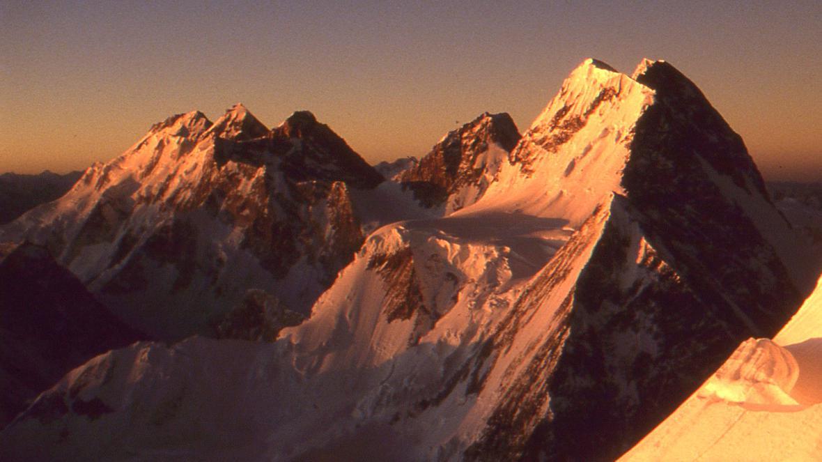 Broad Peak a Gasherbrums