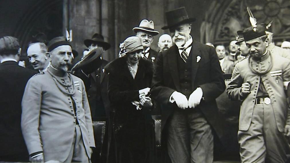 Výstava o T. G. Masarykovi