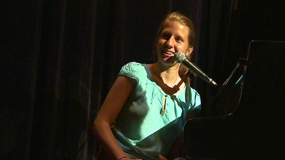 Benefiční koncert Markéty Irglové ve Valašském Meziříčí